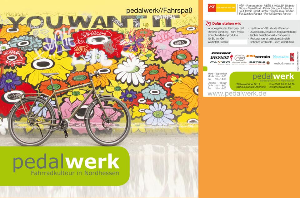pedalwerk